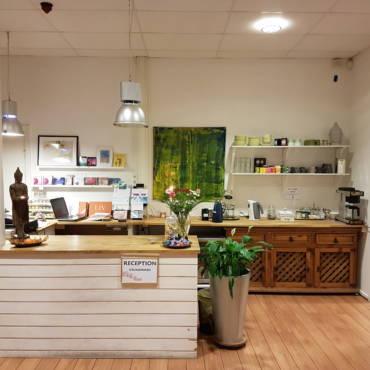 Välkommen till Andrums mediala café