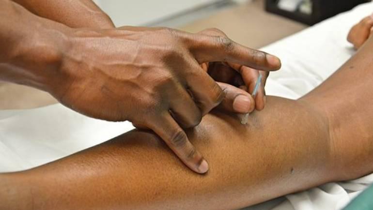 Akupunktör på Nya Andrum